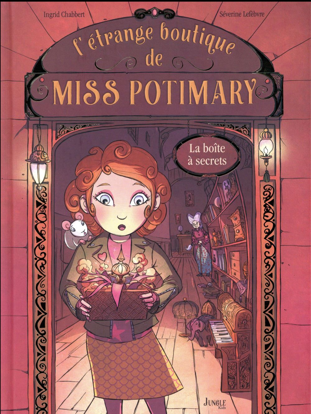 L'ETRANGE BOUTIQUE DE MISS POTIMARY